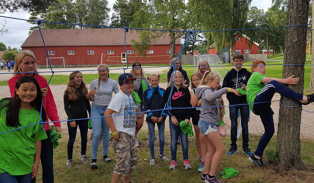 Invitasjon: Idrettsleiren 2017 på Hove