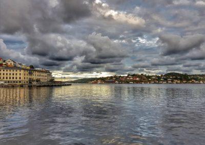 2. Siv Bente Ulvestad - Himmel og hav i september (41 poeng)