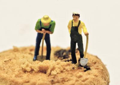 8. Vidar Hoel - Kjeksarbeiderne (12 poeng)