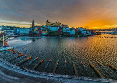 9. Arnfinn Nyland - Før soloppgang (9 poeng)