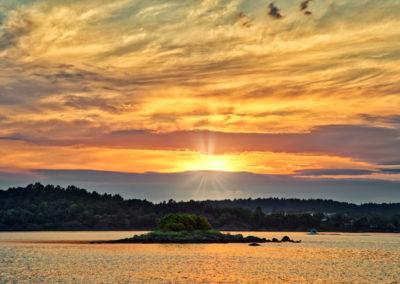 17. Knut Helge Stenseth - Sunset (3 poeng)