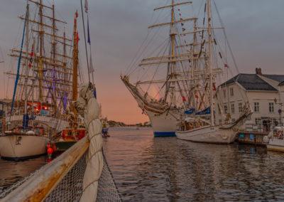 18. Jarle Ivarson Kvam - Sailship reunion. (1 poeng)