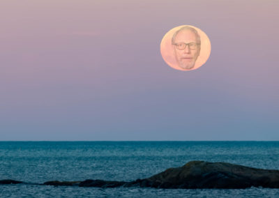 9. Inger Eik - Mannen i månen (9 poeng)