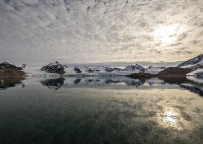 Kåre Hansen - Kveldsidyll i arktis