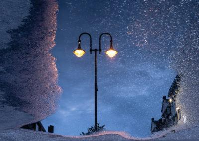 1.Tore Gravelsæter- Speiling av gatelampe (46 poeng)