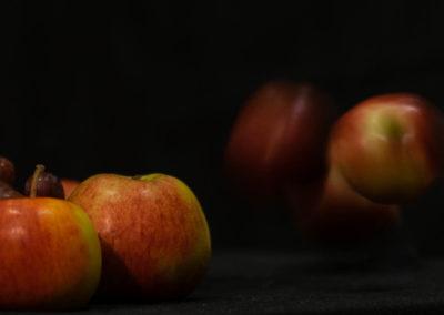 6. Anne Gjertrud Halberg - Dansende epler (9 poeng)