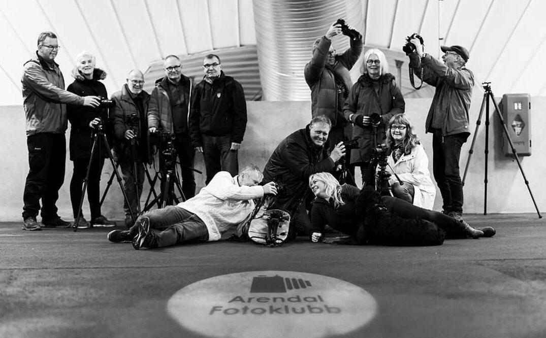Velkommen til Arendal fotoklubb sin utstilling 3.- 22. februar