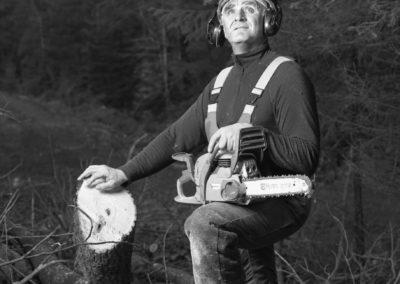 Leif Andersen - Woodsman