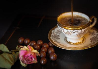 9. Edle Erøy - Exellent coffee(11 poeng)