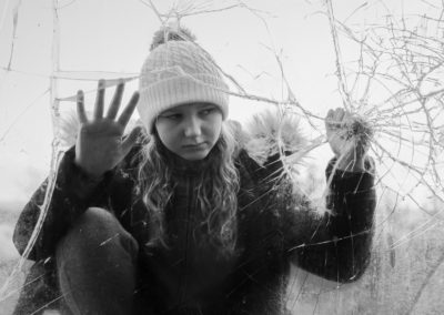 4. Izabela Losiewicz - Silent scream(21 poeng)