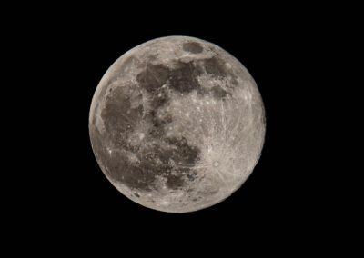 Andreas Werner Larsen - «Månens» bilde