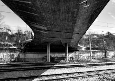 Helge Aker - Infrastruktur