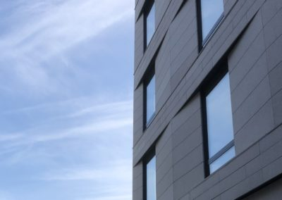 Inga-Irene Gauslå - Moderne arkitektur