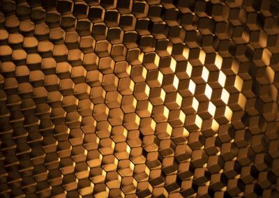 8. Arvid Løite - Light pattern (10 poeng)