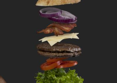5. Arvid Løite - Dobbel Burger (24 poeng)