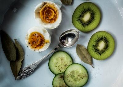 Halvard Berg - Lett frokost
