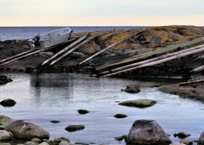 Eli Berg Olsen - Snart båtslipp.
