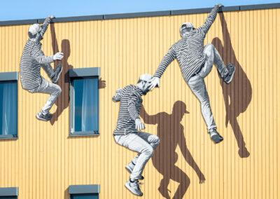 4. Tore Gravelsæter - Fasadeklatrere (16 poeng)