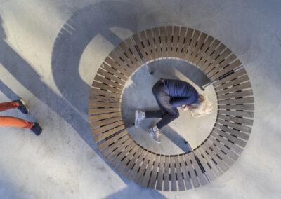 9. Arvid Løite - Framed in circle (6 poeng)